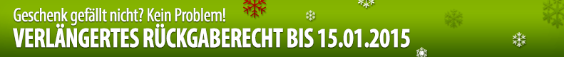 Weihnachts-Shopping ohne Risiko